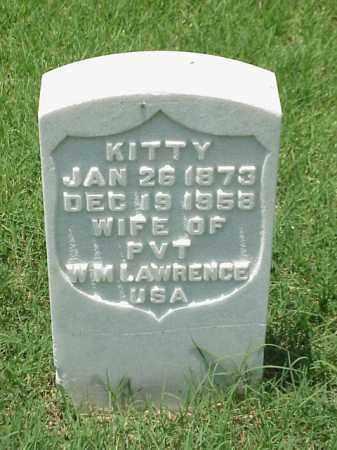 LAWRENCE, KITTY - Pulaski County, Arkansas | KITTY LAWRENCE - Arkansas Gravestone Photos