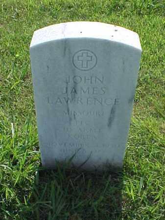 LAWRENCE (VETERAN KOR), JOHN JAMES - Pulaski County, Arkansas | JOHN JAMES LAWRENCE (VETERAN KOR) - Arkansas Gravestone Photos