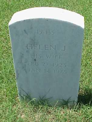 LEA, HELEN J - Pulaski County, Arkansas | HELEN J LEA - Arkansas Gravestone Photos