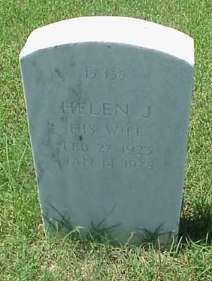 LEA, HELEN J - Pulaski County, Arkansas   HELEN J LEA - Arkansas Gravestone Photos