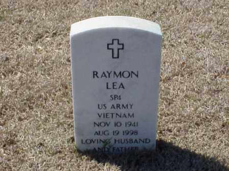 LEA (VETERAN VIET), RAYMON - Pulaski County, Arkansas | RAYMON LEA (VETERAN VIET) - Arkansas Gravestone Photos