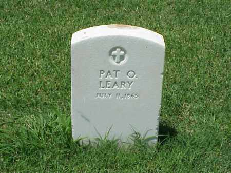 LEARY, PAT O - Pulaski County, Arkansas | PAT O LEARY - Arkansas Gravestone Photos