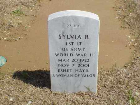LEARY (VETERAN WWII), SYLVIA R - Pulaski County, Arkansas | SYLVIA R LEARY (VETERAN WWII) - Arkansas Gravestone Photos