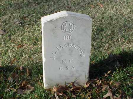 LEASBETTER (VETERAN CSA), J C - Pulaski County, Arkansas | J C LEASBETTER (VETERAN CSA) - Arkansas Gravestone Photos