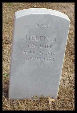 LEBLANC, HELEN A. - Pulaski County, Arkansas | HELEN A. LEBLANC - Arkansas Gravestone Photos