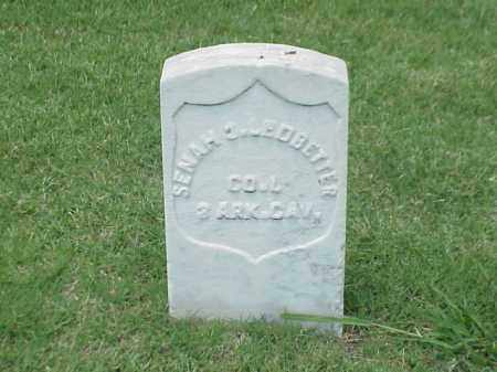 LEDBETTER (VETERAN UNION), SENAH C - Pulaski County, Arkansas | SENAH C LEDBETTER (VETERAN UNION) - Arkansas Gravestone Photos