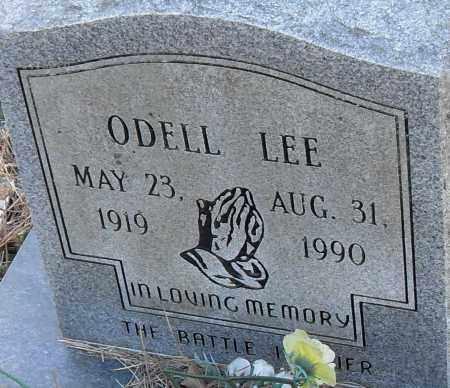 LEE, ODELL - Pulaski County, Arkansas | ODELL LEE - Arkansas Gravestone Photos