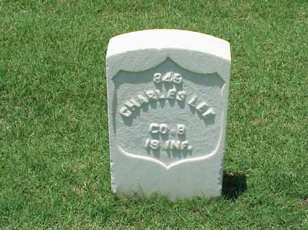 LEE (VETERAN UNION), CHARLES - Pulaski County, Arkansas | CHARLES LEE (VETERAN UNION) - Arkansas Gravestone Photos