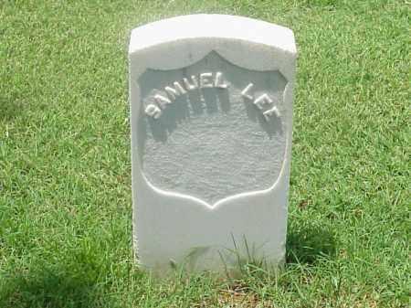 LEE (VETERAN UNION), SAMUEL - Pulaski County, Arkansas | SAMUEL LEE (VETERAN UNION) - Arkansas Gravestone Photos