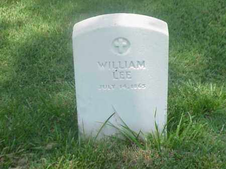 LEE, WILLIAM - Pulaski County, Arkansas | WILLIAM LEE - Arkansas Gravestone Photos