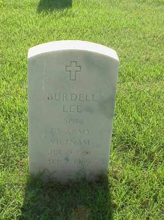 LEE (VETERAN VIET), BURDELL - Pulaski County, Arkansas | BURDELL LEE (VETERAN VIET) - Arkansas Gravestone Photos