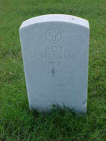 LEE (VETERAN VIET), ROY CHESTER - Pulaski County, Arkansas | ROY CHESTER LEE (VETERAN VIET) - Arkansas Gravestone Photos