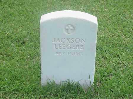 LEEGERE, JACKSON - Pulaski County, Arkansas | JACKSON LEEGERE - Arkansas Gravestone Photos