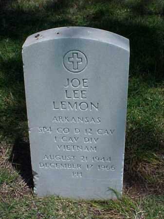 LEMON (VETERAN VIET), JOE LEE - Pulaski County, Arkansas | JOE LEE LEMON (VETERAN VIET) - Arkansas Gravestone Photos