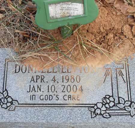 LEVTON, DONNELL - Pulaski County, Arkansas | DONNELL LEVTON - Arkansas Gravestone Photos