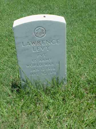 LEVY (VETERAN WWII), LAWRENCE - Pulaski County, Arkansas | LAWRENCE LEVY (VETERAN WWII) - Arkansas Gravestone Photos