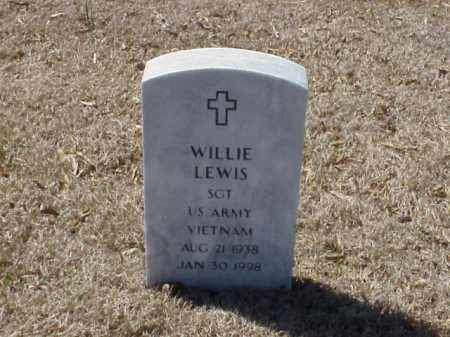 LEWIS  (VETERAN VIET), WILLIE - Pulaski County, Arkansas | WILLIE LEWIS  (VETERAN VIET) - Arkansas Gravestone Photos