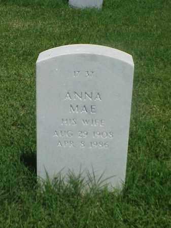 LEWIS, ANNA MAE - Pulaski County, Arkansas | ANNA MAE LEWIS - Arkansas Gravestone Photos