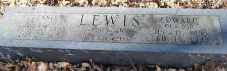 LEWIS, BESSIE - Pulaski County, Arkansas | BESSIE LEWIS - Arkansas Gravestone Photos