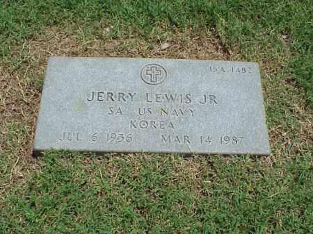 LEWIS, JR (VETERAN KOR), JERRY - Pulaski County, Arkansas | JERRY LEWIS, JR (VETERAN KOR) - Arkansas Gravestone Photos