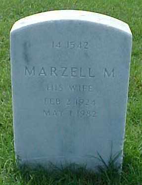 LEWIS, MARZELL M - Pulaski County, Arkansas | MARZELL M LEWIS - Arkansas Gravestone Photos