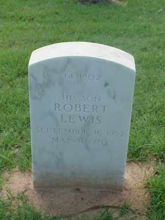 LEWIS, ROBERT - Pulaski County, Arkansas | ROBERT LEWIS - Arkansas Gravestone Photos