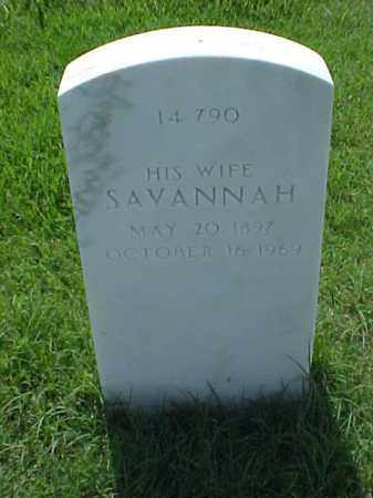 LEWIS, SAVANNAH - Pulaski County, Arkansas | SAVANNAH LEWIS - Arkansas Gravestone Photos