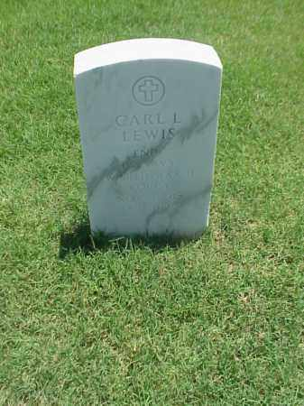 LEWIS (VETERAN 2 WARS), CARL L - Pulaski County, Arkansas | CARL L LEWIS (VETERAN 2 WARS) - Arkansas Gravestone Photos