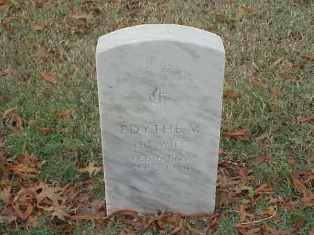 LIDDEKEE, EDYTHE M - Pulaski County, Arkansas | EDYTHE M LIDDEKEE - Arkansas Gravestone Photos