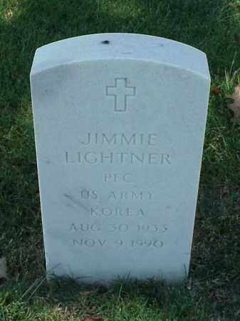 LIGNTNER (VETERAN KOR), JIMMIE - Pulaski County, Arkansas | JIMMIE LIGNTNER (VETERAN KOR) - Arkansas Gravestone Photos