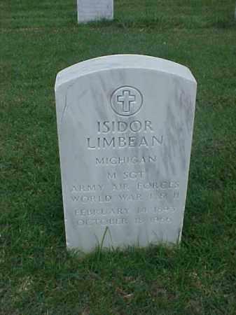 LIMBEAN (VETERAN 2 WARS), ISIDOR - Pulaski County, Arkansas | ISIDOR LIMBEAN (VETERAN 2 WARS) - Arkansas Gravestone Photos
