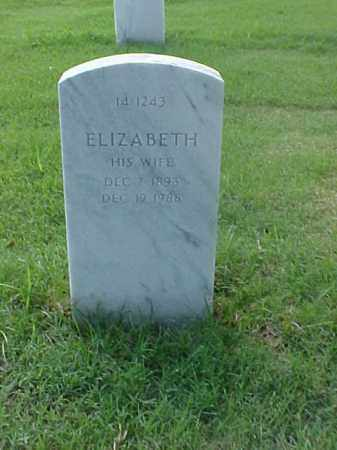 LIMBERT, ELIZABETH - Pulaski County, Arkansas | ELIZABETH LIMBERT - Arkansas Gravestone Photos