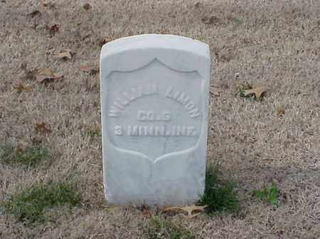LIMON (VETERAN UNION), WILLIAM - Pulaski County, Arkansas | WILLIAM LIMON (VETERAN UNION) - Arkansas Gravestone Photos