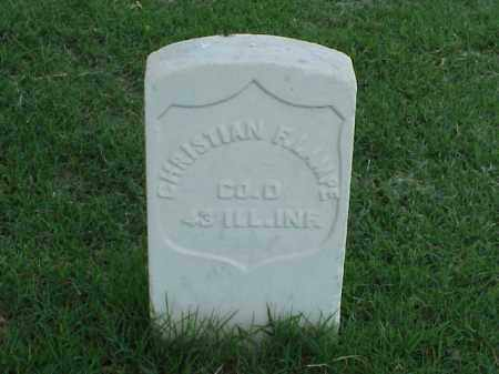 LIMPE (VETERAN UNION), CHRISTIAN F - Pulaski County, Arkansas | CHRISTIAN F LIMPE (VETERAN UNION) - Arkansas Gravestone Photos