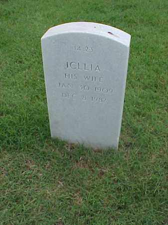 LINCOLN, ICLLIA - Pulaski County, Arkansas | ICLLIA LINCOLN - Arkansas Gravestone Photos