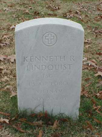LINDQUIST (VETERAN VIET), KENNETH R - Pulaski County, Arkansas | KENNETH R LINDQUIST (VETERAN VIET) - Arkansas Gravestone Photos