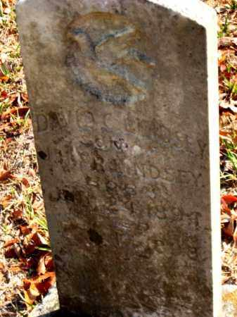 LINDSEY, DAVID C. - Pulaski County, Arkansas | DAVID C. LINDSEY - Arkansas Gravestone Photos
