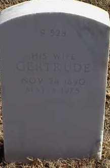 LINDSEY, GERTRUDE - Pulaski County, Arkansas | GERTRUDE LINDSEY - Arkansas Gravestone Photos