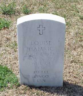 LINGO, LOUISE HAMRIC - Pulaski County, Arkansas | LOUISE HAMRIC LINGO - Arkansas Gravestone Photos