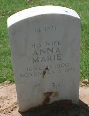 LISTER, ANNA MARIE - Pulaski County, Arkansas | ANNA MARIE LISTER - Arkansas Gravestone Photos