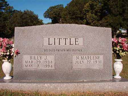 LITTLE, BILLY J - Pulaski County, Arkansas | BILLY J LITTLE - Arkansas Gravestone Photos