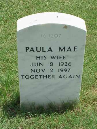 LLOYD, PAULA MAE - Pulaski County, Arkansas | PAULA MAE LLOYD - Arkansas Gravestone Photos
