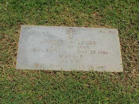 LOCKE, MARIE P - Pulaski County, Arkansas | MARIE P LOCKE - Arkansas Gravestone Photos