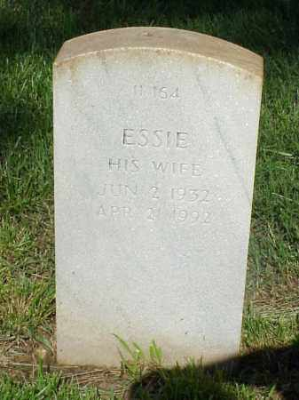 LOCKHART, ESSIE - Pulaski County, Arkansas | ESSIE LOCKHART - Arkansas Gravestone Photos