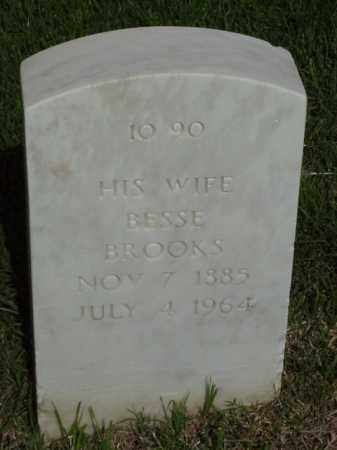 LOGAN, BESSE - Pulaski County, Arkansas | BESSE LOGAN - Arkansas Gravestone Photos