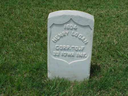 LOGAN (VETERAN UNION), HENRY - Pulaski County, Arkansas | HENRY LOGAN (VETERAN UNION) - Arkansas Gravestone Photos