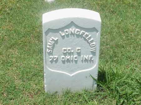 LONGFELLOW (VETERAN UNION), SAMUEL - Pulaski County, Arkansas | SAMUEL LONGFELLOW (VETERAN UNION) - Arkansas Gravestone Photos