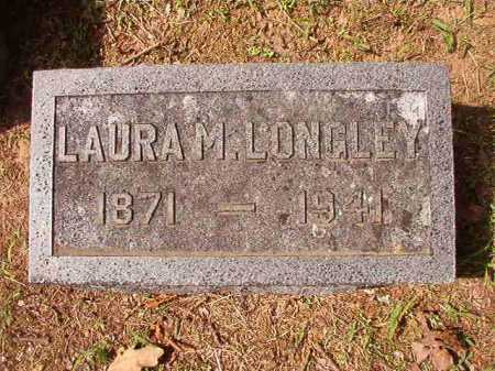 LONGLEY, LAURA M - Pulaski County, Arkansas | LAURA M LONGLEY - Arkansas Gravestone Photos