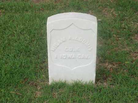 LOOMIS (VETERAN UNION), MILAM A - Pulaski County, Arkansas | MILAM A LOOMIS (VETERAN UNION) - Arkansas Gravestone Photos