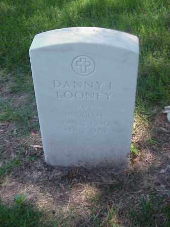 LOONEY (VETERAN), DANNY L - Pulaski County, Arkansas | DANNY L LOONEY (VETERAN) - Arkansas Gravestone Photos